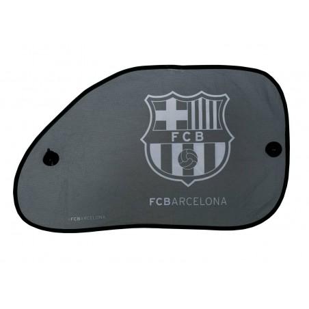 Parasol lateral con forma FC Barcelona