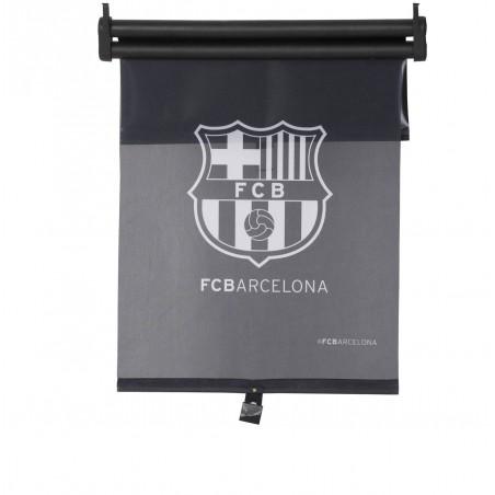 Parasol cortinilla lateral doble FC Barcelona