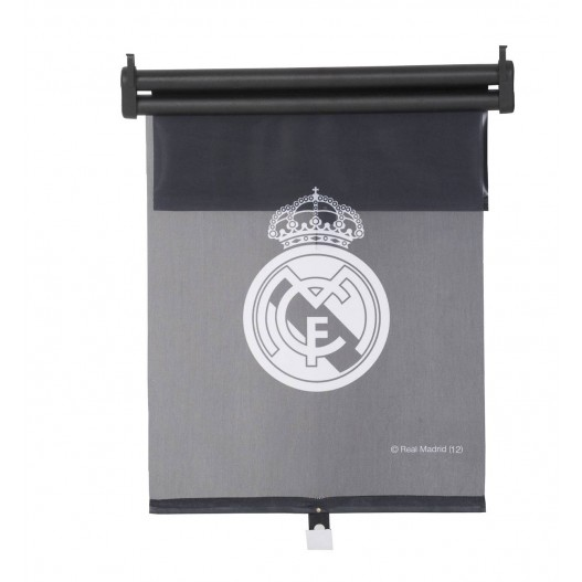 Parasol cortinilla lateral doble Real Madrid