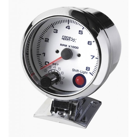 Tacómetro con luz de cambio