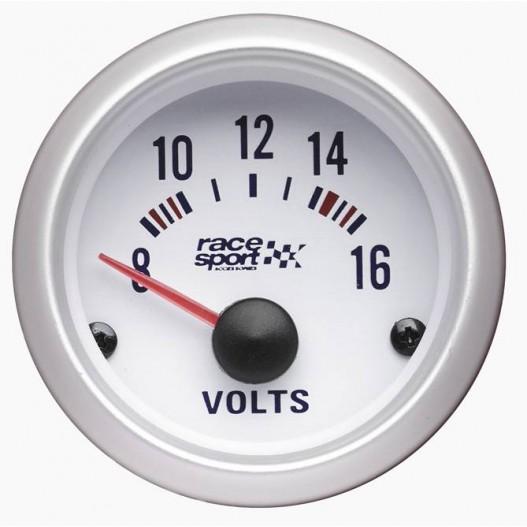 Voltímetro Race Sport