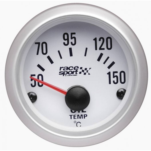 Termómetro temperatura aceite race sport