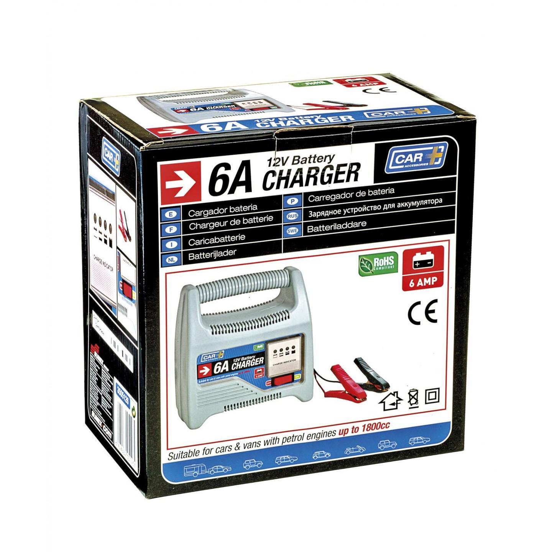 cargador bater as moto 6 amp. Black Bedroom Furniture Sets. Home Design Ideas