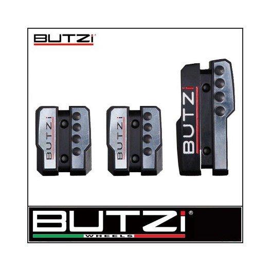 "Juego Cubrepedales ""Butzi"""