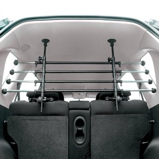 Separador metálico de perros / carga para coche