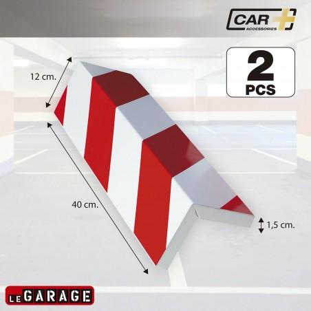 Protector parking medidas