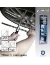 Llave rotatoria ruedas detalle