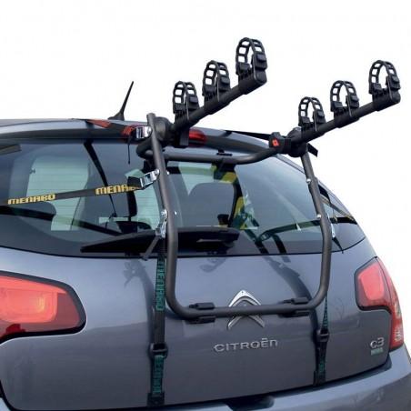 Portabicicletas de 3 bicis trasero Mistral Menabo