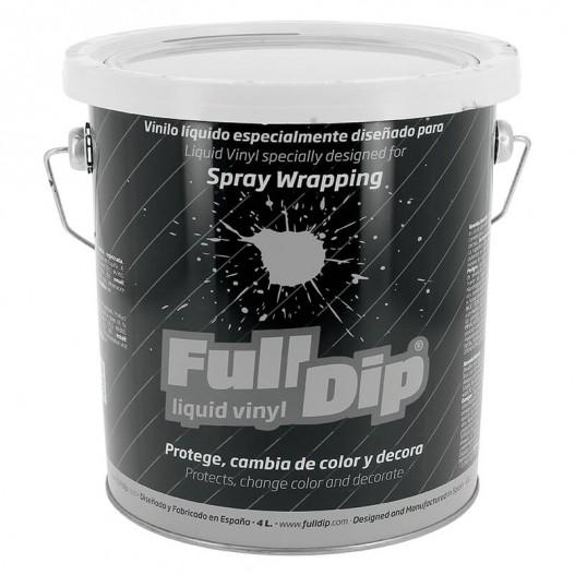 Vinilo líquido Full Dip en formato de 4 litros para pistola