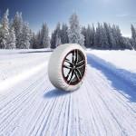 Cadenas de nieve Tela Premium HUSKY