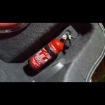 Extintor homologado polvo alta eficacia