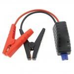 Arrancador portátil jump start y power bank con linterna LED para coche, moto, etc