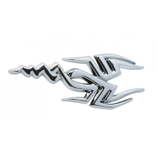 "Emblema "" Skorpion "" Cromado 90X35 Mm."