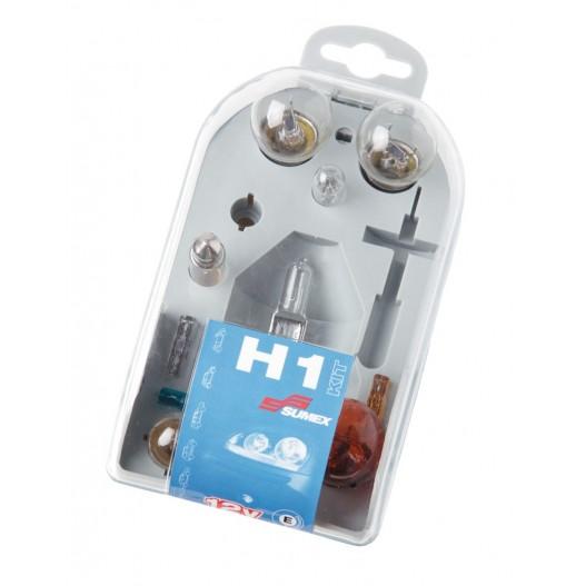 """Estuche """"Mouse Type"""" 12V H1"""
