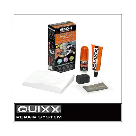 """Restaurador Faros """"Quixx"""" + sellante..."""