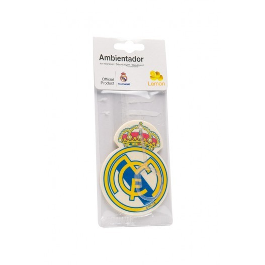 "Ambientador ""Real Madrid"" Pino Type. limón"