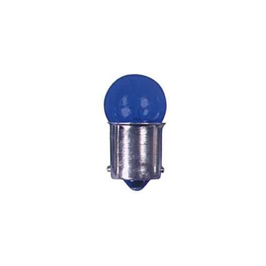 Lámpara Piloto 12V 5W Ba15S Azul....