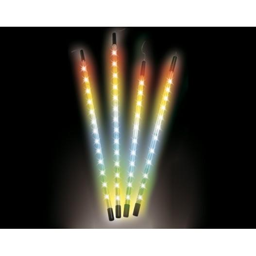 Tubos 378 Leds Multicolor Exterior Multifunción