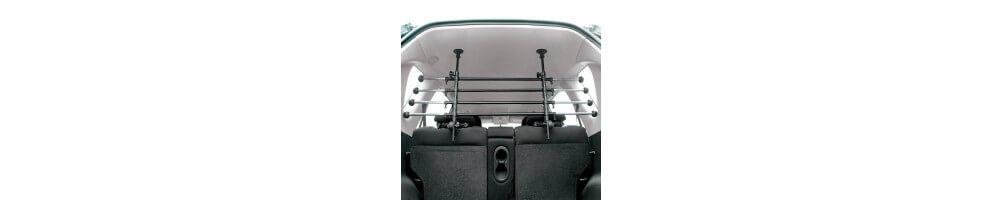 Separadores y rejas para coche