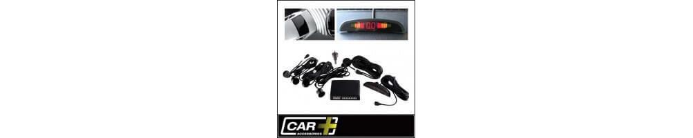 Sensores de Parking y cámaras traseras
